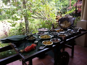 Kerala, Indische Küche