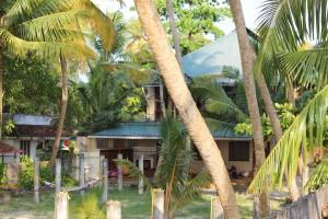 Strandgrundstück von BASIS-Reisen in Kerala/Indien (c) MKluin