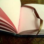 Buch, hergestellt im BASIS Camp