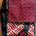 Tasche, hergestellt im BASIS Camp