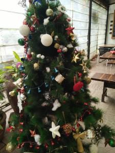Weihnachtsbaum Indien