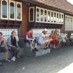Gruppenfoto in Kottayam