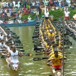 Schlangenbootrennen Kerala