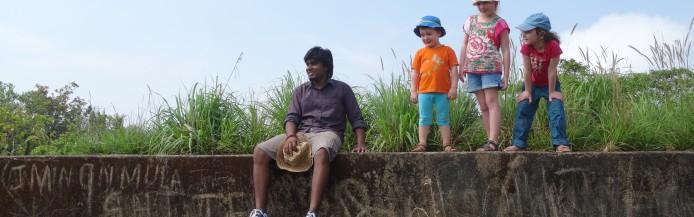 BASIS-Reisen bietet Familienreisen nach Kerala/Indien ein (c) MKluin